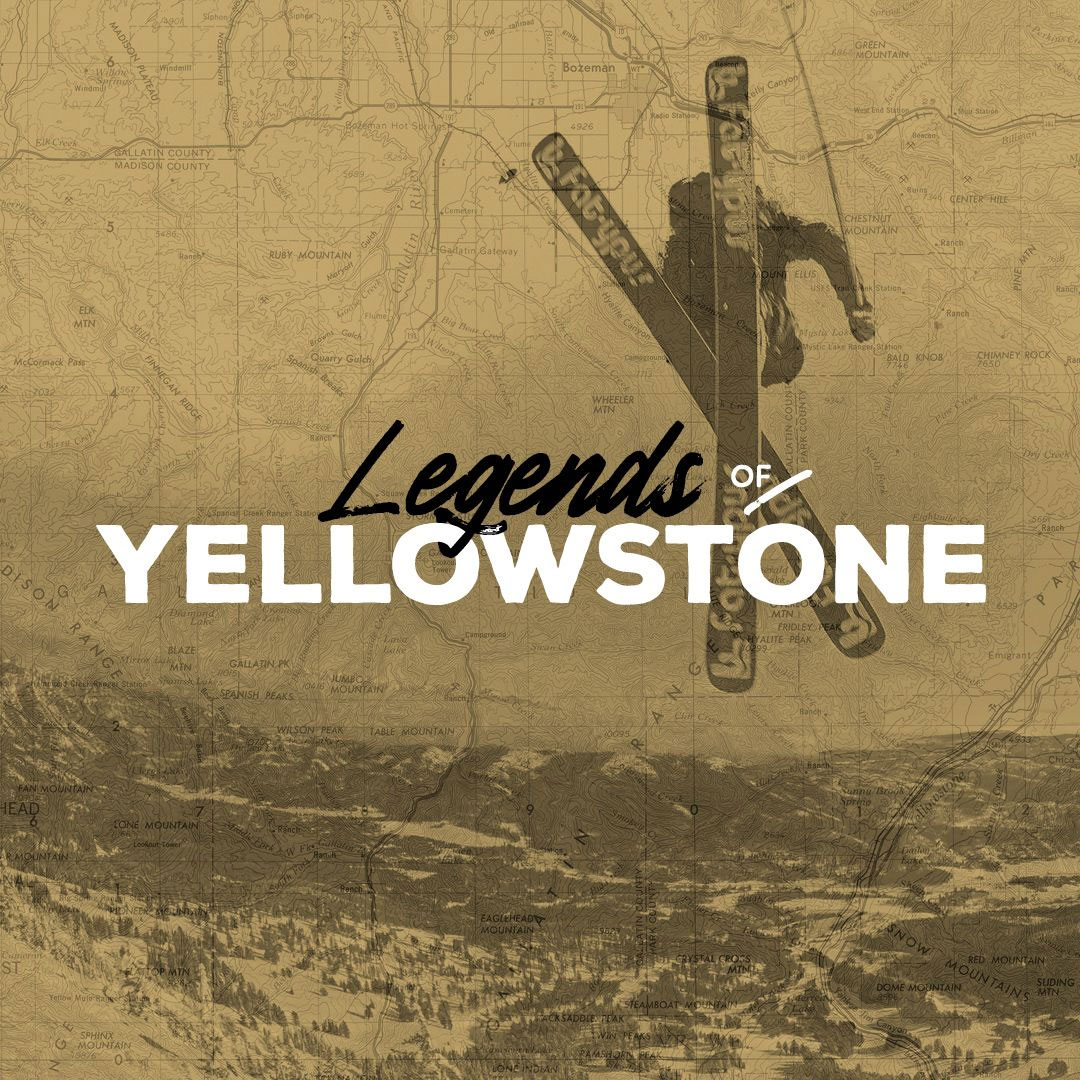 View the legends of yellowstone
